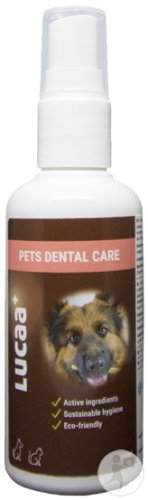 Lucaa+ Pets Soins Dentaires 100ml
