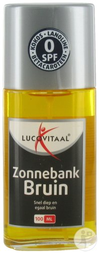 Lucovitaal Bronzage Banc Solaire 100ml