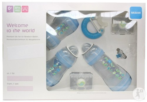 Mam Welcome To The World Premium Set Cadeau 1 Pièce