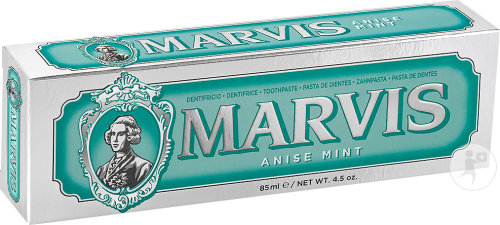 Marvis Dentifrice Menthe Anisée Tube 85ml