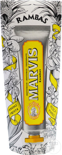 Marvis Dentifrice Rambas Tube 75ml