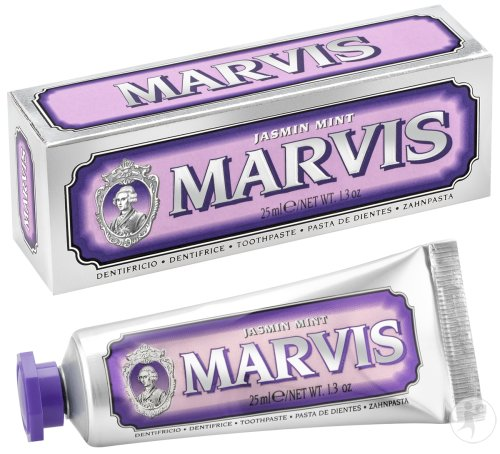 Marvis Jasmin Mint Dentifrice Tube 25ml
