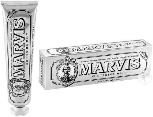 Marvis Withening Mint Dentifrice Tube 85ml