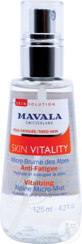 Mavala Skin Vitality Micro Brume Des Alpes Anti-Fatigue 125ml