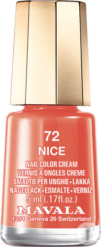 Mavala Vernis À Ongles Mini Color 72 Nice 5ml