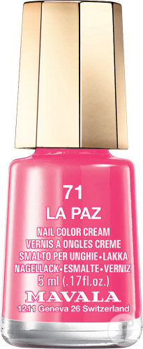 Mavala Vernis à Ongles Mini Color n°71 La Paz 5ml
