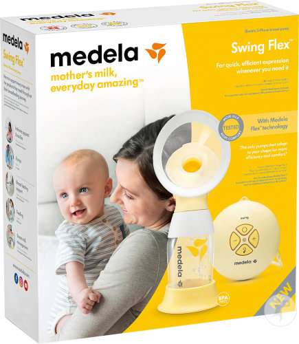Medela Tire-Lait Electrique Swing Flex 1 Set
