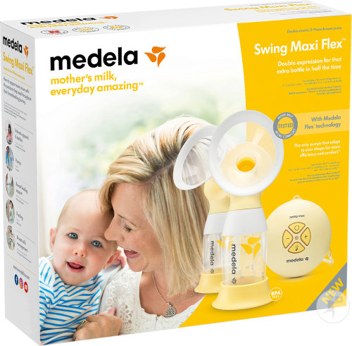 Medela Tire-Lait Electrique Swing Maxi Flex 1 Set