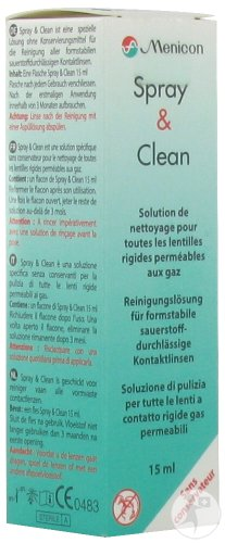Menicare Spray&clean Fl 15ml