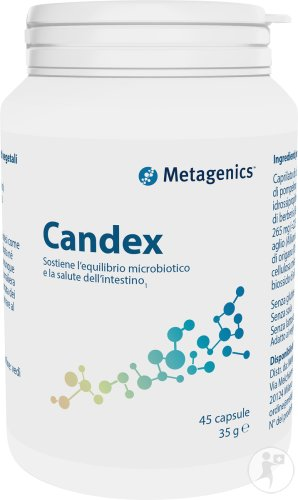 Metagenics Candex Pot 45 Capsules (21464)