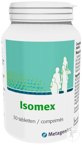 Metagenics IsoMex Pot 30 Comprimés