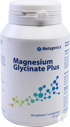 Metagenics Magnesium Glycinate Plus 90 Comprimés (6872)