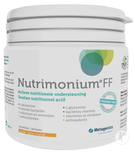 Metagenics Nutrimonium FF Tropical Poudre 56 Portions (22860)