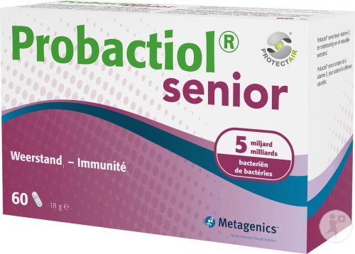 Metagenics Probactiol Senior Immunité 60 Gélules