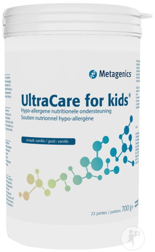 Metagenics UltraCare For Kids Poudre Vanille 700g (3993)