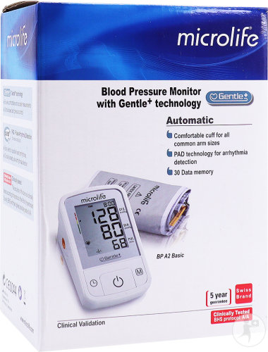 Microlife Bpa2 Tensiometre Basic