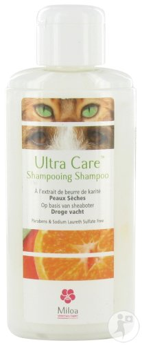 Miloa Ultra Care Shampoing Chiens Et Chats Flacon 200ml