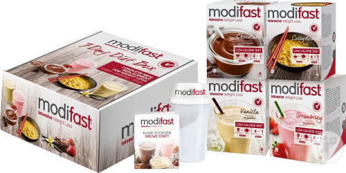 Modifast Intensive Weight Loss 7 Day Diet Box 28 Repas
