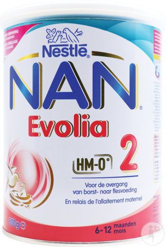 Nan Optipro Evolia 2 800g Ancienne Formule