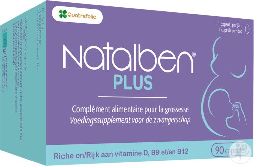 Natalben Plus Caps 90