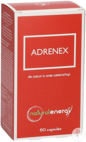 Natural Energy Adrenex 60 Gélules
