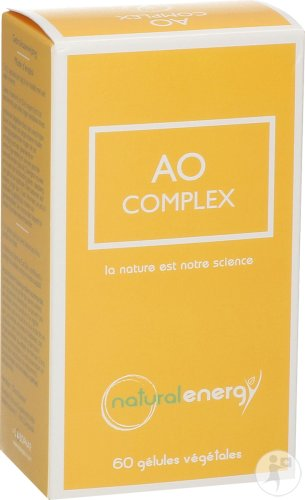 Natural Energy AO Complex 60 Gélules