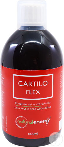 Natural Energy Cartilo Flex 500ml Nouvelle Formule