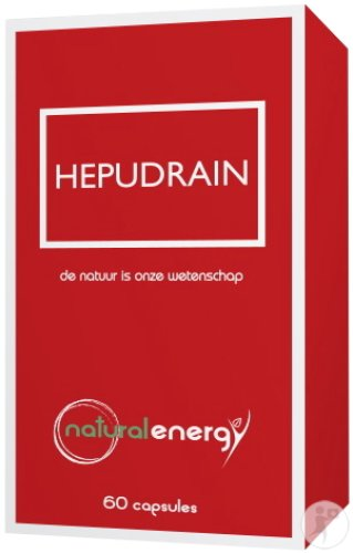 Natural Energy Hepudrain 60 Gélules