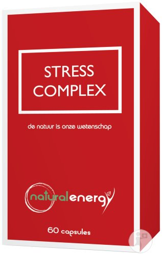 Natural Energy Stress Complex 60 Gélules