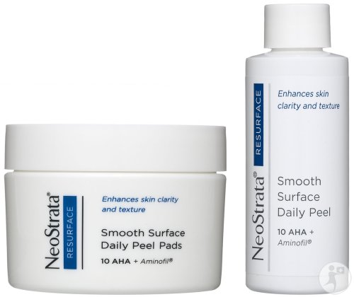 Neostrata Smooth Surface Daily Peel Pads 36 Compresses + Solution 60ml