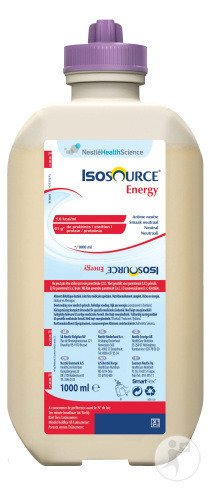 Nestlé Isosource Energy Smartflex Flacon 1l (12143834)