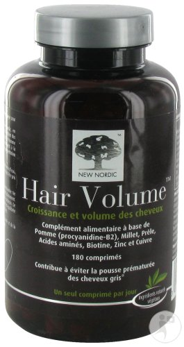 New Nordic France Hair Volume 180 Comprimés