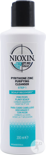 Nioxin Scalp Recovery Step 1 Shampoing Antipelliculaire Flacon 200ml