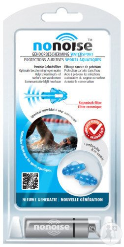Nonoise Protections Auditives Sport Aquatiques 1 Set