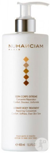 Nuhanciam Soin Corps Extreme Fl Pompe 400ml