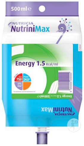 Nutricia NutriniMax Energy 500ml