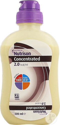 Nutricia Nutrison Concentrated 2,0kcal/ml Flacon 500ml
