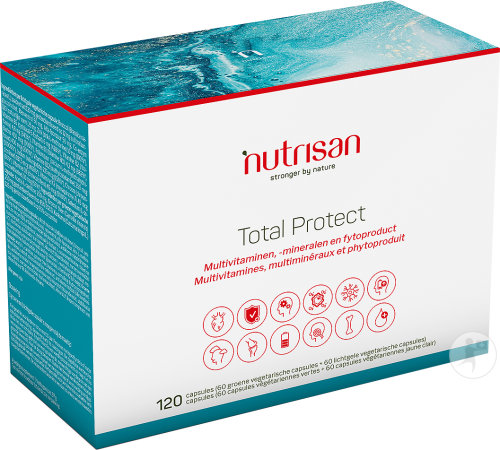 Nutrisan Combined Support 120 Capsules Végétariennes