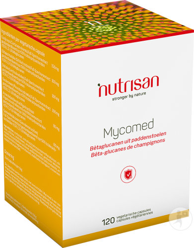 Nutrisan Mycomed 120 Capsules