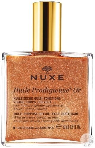 Nuxe Huile Prodigieuse Or 50ml Nouvelle Formule