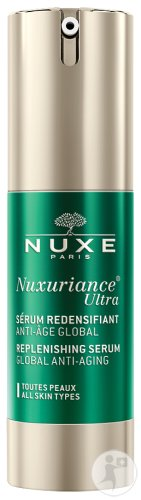 Nuxe Nuxuriance Ultra Sérum Redensifiant Anti-Âge Global Visage Toutes Peaux Flacon 30ml