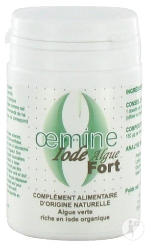 Oemine Iode Algue Fort Poudre 30g