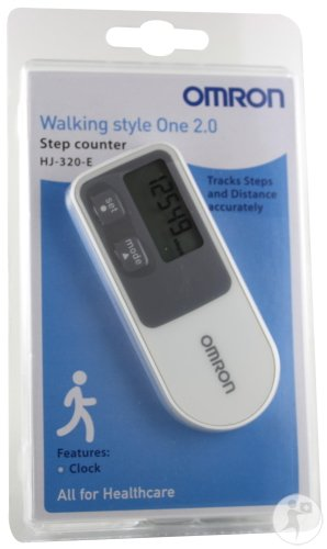 Omron Walking Style One 2.0 Step Counter 1 Pièce