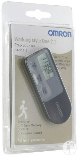 Omron Walking Style One 2.1 Step Counter