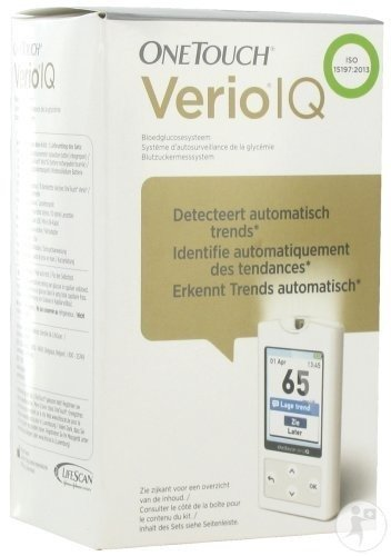 One Touch Verio Iq Metre Glucose Sanguin