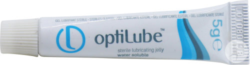 OptiLube Gel Lubrifiant Stérile Tube 5g
