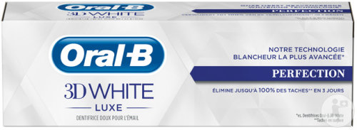 Oral B 3d White Luxe Perfection Tube 75ml