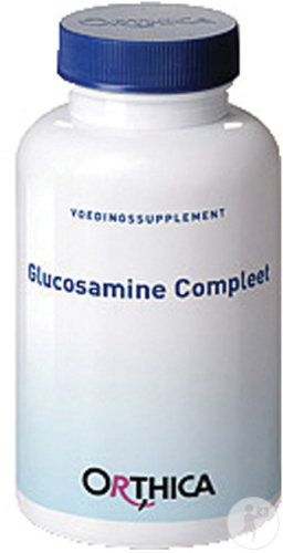 Orthica Glucosamine Complete Tabl 120 519512