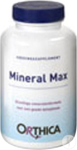 Orthica Mineral Max Tabl 180