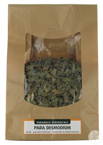 Parabolic Biologicals Para Desmodium Tisane Sachets 50g